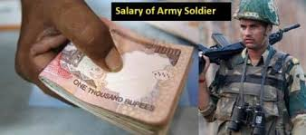 Army Job Pay Chart Indian Army Salary Rank Wise Pay Slip For Soldier Colonel