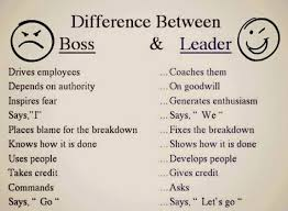 best property management images funny stuff difference between boss leader