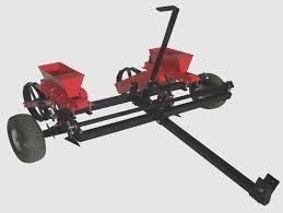 earthway garden seeder. Amazon.com : Field Tuff ATV CBP 2 Row Corn And Bean Planter . Earthway Garden Seeder R