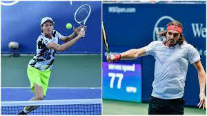 Italian Open 2020: UPSET alert! Stefanos Tsitsipas crashes out against  Jannik Sinner » FirstSportz