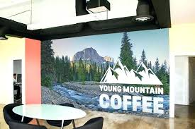 wall fabric art and murals framed for photographic panels kids room excellent photo of fabric wall