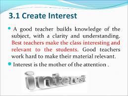 qualities of a good teacher 6