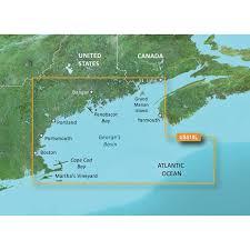 Garmin Bluechart G2 Vision Hd Vus510l St John Cape Cod Microsd Sd