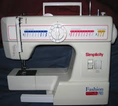 Simplicity Sewing Machine Sw2145