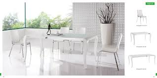 Modern White Dining Room Set Awesome The Sets Of White Dining Table And Chairs Hometowntimes