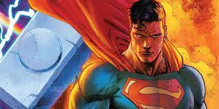 Superman Isn't Worthy of DC's New 'Mjolnir' (But For Good Reason)