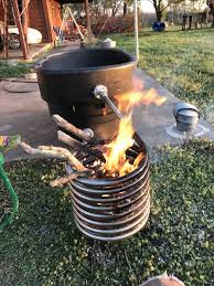build this wood fired hot tub today