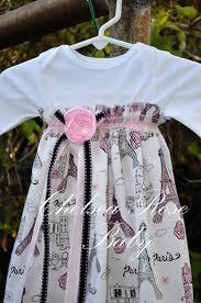 Baby Nighty Designs Baby Girl Onesie Dress Baby Girl Dress Paris Designer