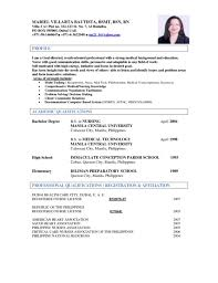 Collection of Solutions Med Tech Resume Sample For Your Cover
