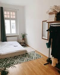 Minimalismus Im Schlafzimmer Couch