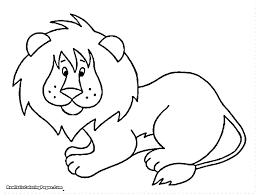 free printable animal coloring pages jungle animals coloring page baby jungle animals coloring pages safari animal