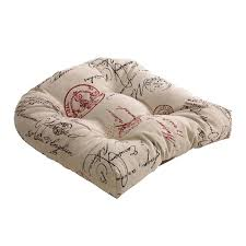 chair pads with ties chair pillows with ties best home cushions pads covers images on of