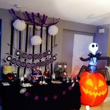 Nightmare Before Christmas Bedroom Decor Nightmare Before Christmas Halloween Party Ideas Photo 1 Of 16