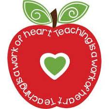 Teacher Heart Cliparts - Cliparts Zone