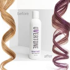 use our daily conditioner whenever you shoo the daily conditioner gently deposits color to replenish what washing your hair removes