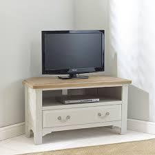 Corner Tv Unit Hutchr Buxton Light Grey Painted Corner Tv Unit