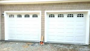 insulated garage doors insulated garage door cost fascinating how much do garage doors cost how