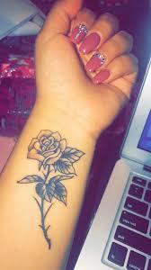 rose tattoo designs for wrist. Interesting Rose Rose Wrist Tattoo With Tattoo Designs For Wrist T