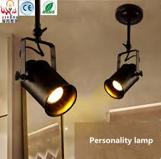 wall track lighting. LED Clothing Store Guide Track Lighting Lamp Ceiling Wall With The Retro Right Lights Spotlights A