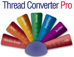 Floriani Thread Conversion Software Embroidery Thread
