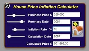 Apple Downloads Dashboard Widgets House Price Inflation Calculator