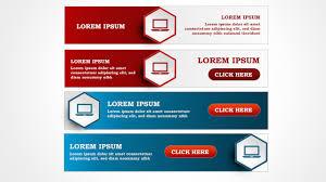 How To Design A Good Banner Photoshop Banner Design Learn To Design Good Looking Banner For Your Website