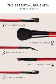 full n makeup addict global pro artist for smashbox lori taylor davis has mapped out every brush you need and why yeah it s that good