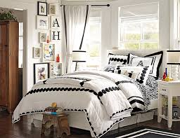 teenage bedroom inspiration tumblr. Interesting Teenage Magnificent Bedroom Ideas For Teenage Girls With Black White Theme On  Wooden Floor Decoration From Tumblr Inspiration N