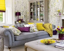 Yellow And Grey Living Room Yellow And Grey Wallpaper For Living Room Yes Yes Go