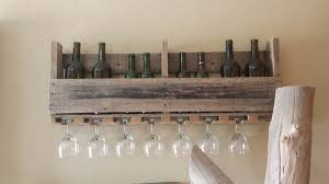 pallet wall wine rack. Reclaimed Pallet Wall Mount Wine Rack : USA Business Classifieds - Online Newspaper Classified Ads S