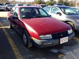 Curbside Classic: 1994 Chevrolet Corsica – A Fitting Exile For ...