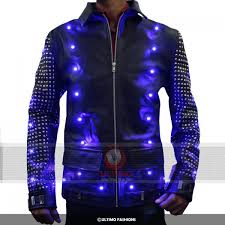 Buy Chris Jericho Light Up Jacket Chris Jericho Light Up Jacket Chris Jericho Jackets