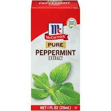 Mccormick Pure Peppermint Extract 1 Fl Oz Walmart Com