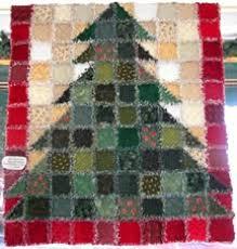 Christmas Tree Rag Tree Quilt Kit & O'Christmas Tree Rag Tree Quilt Kit Adamdwight.com