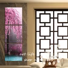 vertical canvas wall art