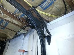 amazing garage door opener bracket design genie repair archives