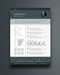 Free Resume Design Free material design resume template wwwikonome 35