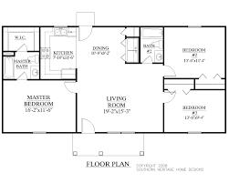 144 Square Feet Ranch House Plans 1700 Square Feet