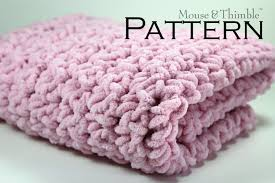 Bernat Super Bulky Yarn Crochet Patterns