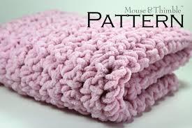 Bernat Super Bulky Yarn Crochet Patterns
