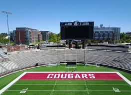 Martin Stadium Home Of The Wsu Cougars The Spokesman Review
