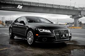 audi a7 blacked out. audi a7 8 blacked out