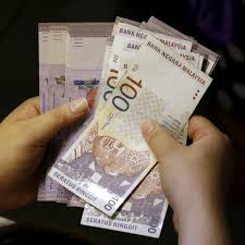 Chart Of The Day Malaysian Ringgit On Way To Basing South