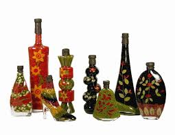 Decorative Glass Jars For Kitchen Decorative Bottles Ideas Product Reviews Crafting Glass 46