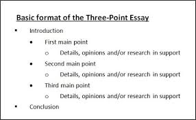 basic essay writing format co basic essay writing format