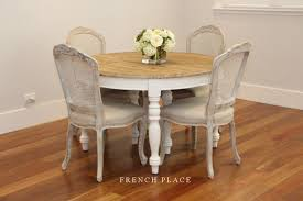 riviera hamptons style extension dining table
