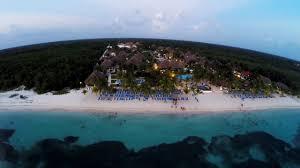 Allegro Cozumel All Inclusive Hotel Allegro Cozumel Drone Beach Video Youtube
