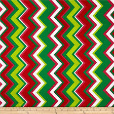 red and green chevron christmas background. Beautiful Red Michael Miller Chevy Chevron Garland  Discount Designer Fabric Fabriccom And Red Green Christmas Background S