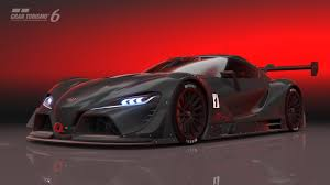 2014 Toyota FT-1 Vision GT Concept Review - Top Speed