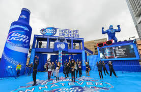 Bud Light Whatever Usa 2018 Hargrove Experiential Bug Light Whatever Usa Experience